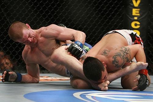 Jiu-Jitsu: a omoplata voadora que deu certo no MMA