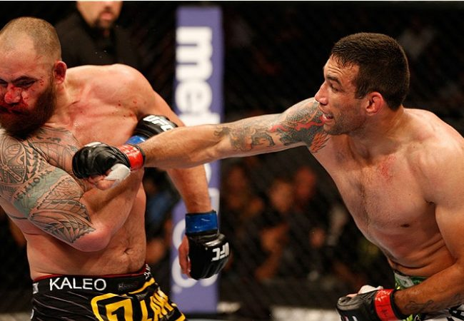 Os melhores lances de Fabricio Werdum, em câmera lenta, no UFC Orlando