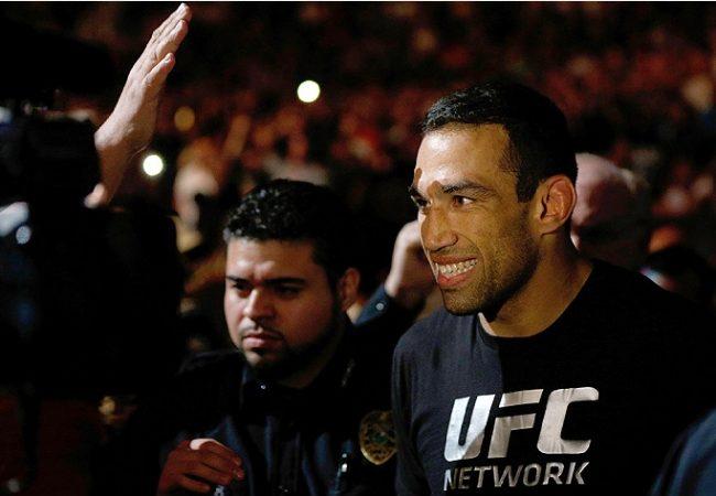 EXCLUSIVO: Os bastidores da vitória de Fabricio Werdum no UFC