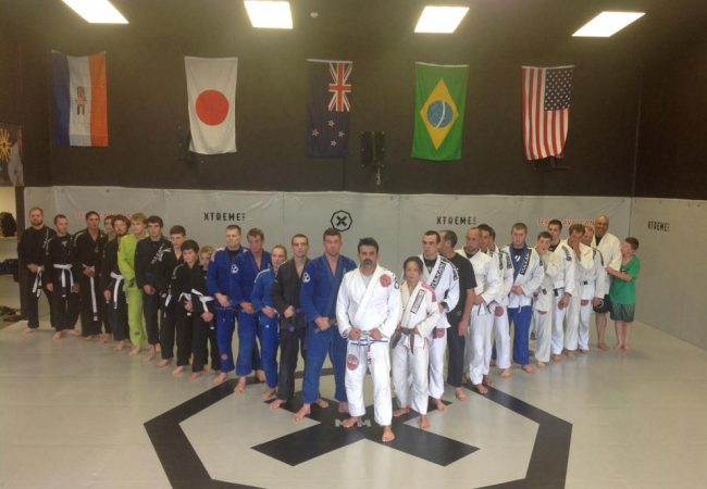 Master Ricardo Cavalcanti teaches, promotes and coaches in New Zealand