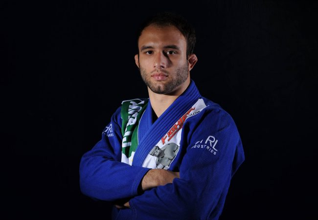 """Featherweight Samir Chantre on the Worlds: """"I'm injure free even with all this hard training"""""""