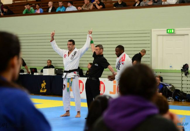 Day one of the 2014 IBJJF Copenhagen Open black belt results: Estima, Abelha and more