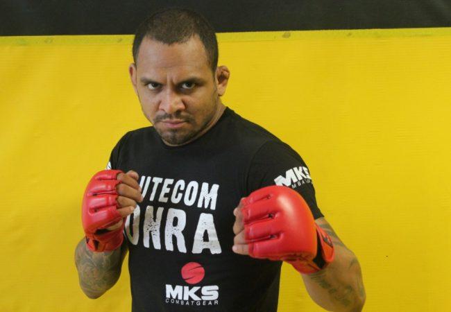 UFC: Besouro atua durante a Copa do Mundo e se inspira em Marreta