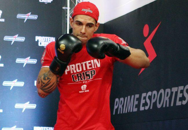 Lucas Mineiro ansioso por estreia no 'peso certo' do UFC