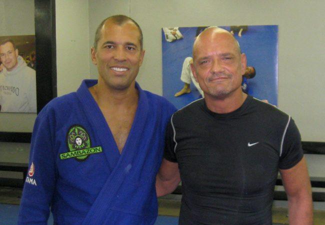 Bastos BJJ purple belt remains on the mat despite cancer diagnosis