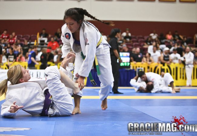 "Purple belt Danielle Alvarez aims for gold: ""Winning the Worlds would mean everything to me"""