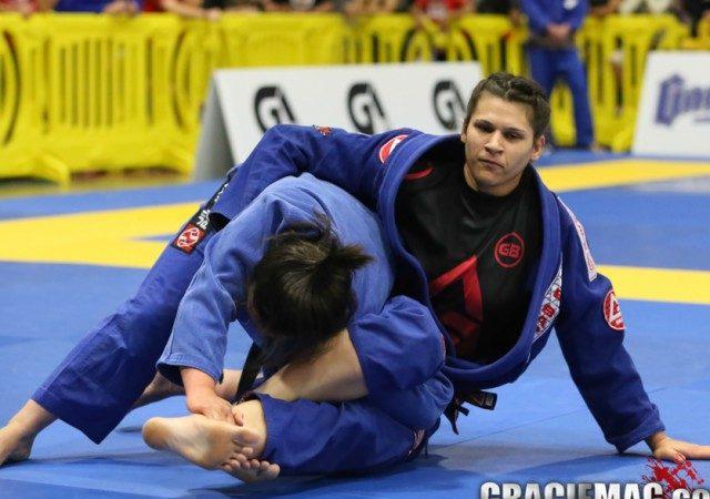 ADCC 2015: Ana Laura Cordeiro e Mackenzie Dern confirmadas em SP
