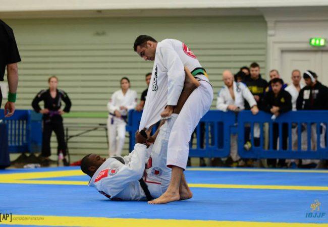 Finfou e os treinos para o Mundial de Jiu-Jitsu com o faixa-roxa Alex Gustafsson