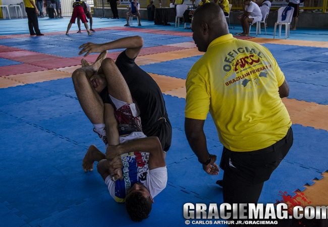 Finalizações emolduram o primeiro dia do Brasileiro do ADCC