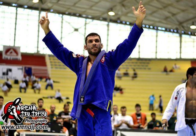 Campeão brasileiro, Caloquinha comenta virada quando perdia de 5 a 0