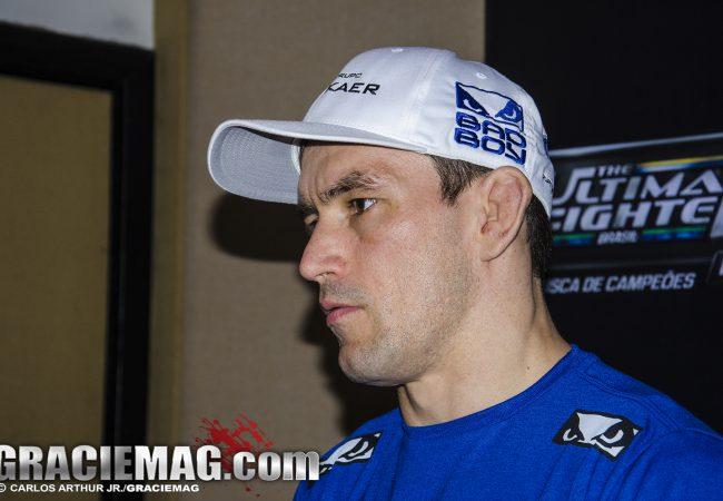 Demian Maia assume luta principal do UFC Rio, contra Ryan La Flare