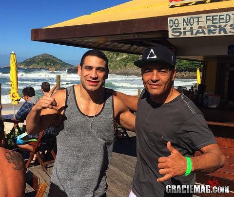 Copa Pódio: Danny Castillo comenta finalização e mira em Takanori Gomi no UFC