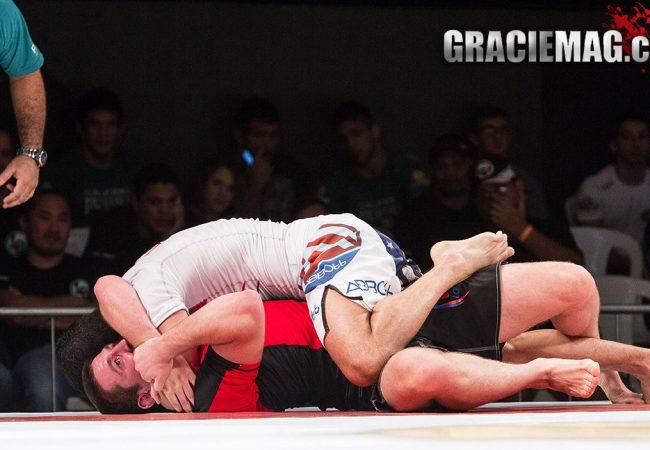 Veja a finalização do lutador do UFC Danny Castillo na Copa Pódio de Jiu-Jitsu