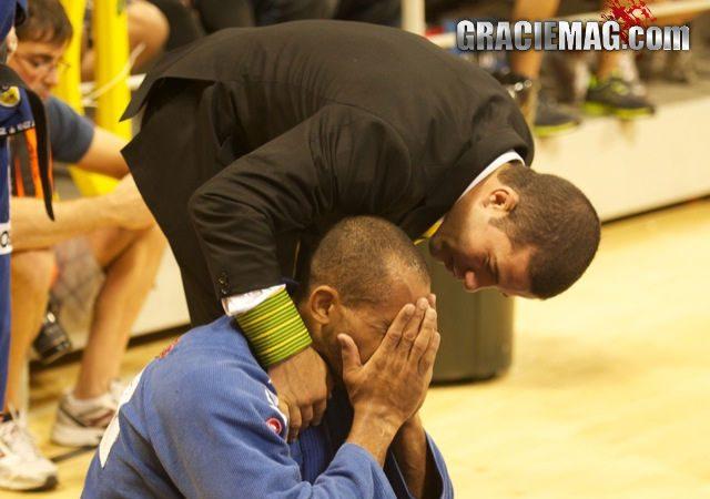 Fantasma do visto ameaça vice-campeão mundial de Jiu-Jitsu