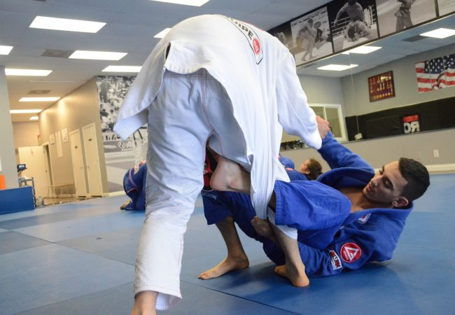 """Purple belt Edwin Najmi on Worlds preparation: """"You have to be different from the rest"""""""