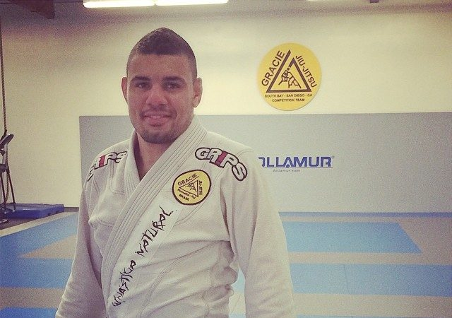 Veja como Fabricio Morango finalizou no Grappling X de Jiu-Jitsu na Califórnia
