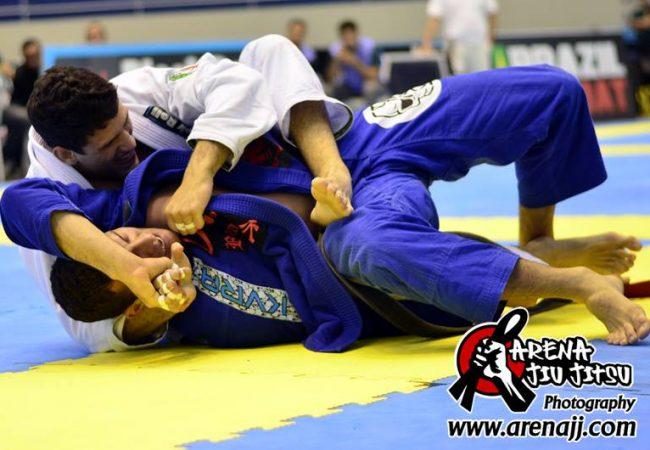 Veja como Preguiça venceu Renato Cardoso na final do meio-pesado do Brasileiro 2014