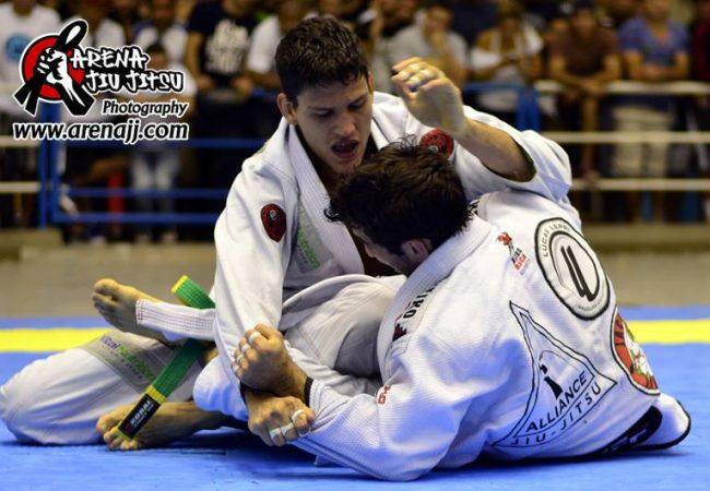 As manhas e táticas de Felipe Preguiça no absoluto do Brasileiro de Jiu-Jitsu