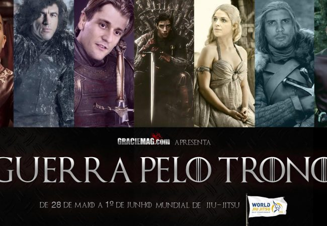 O jogo vai começar. Quem vai ficar com o trono no dia 1 de junho?