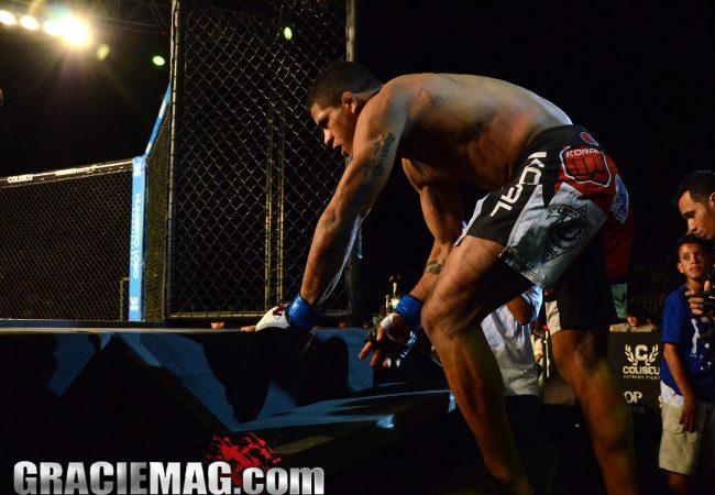 Gilbert Durinho exalta rival de Demian Maia e promete pressão total no UFC Rio