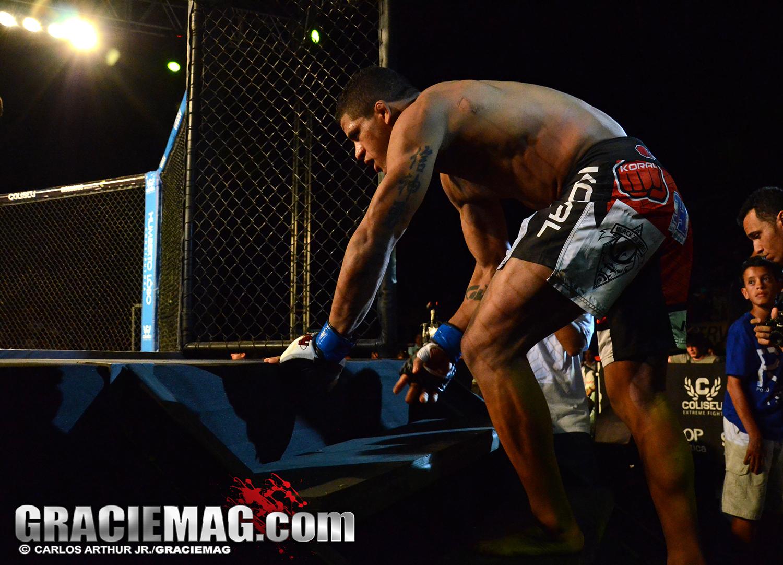 Gilbert Durinho vai lutar no UFC Rio. Foto: Carlos Arthur/GRACIEMAG