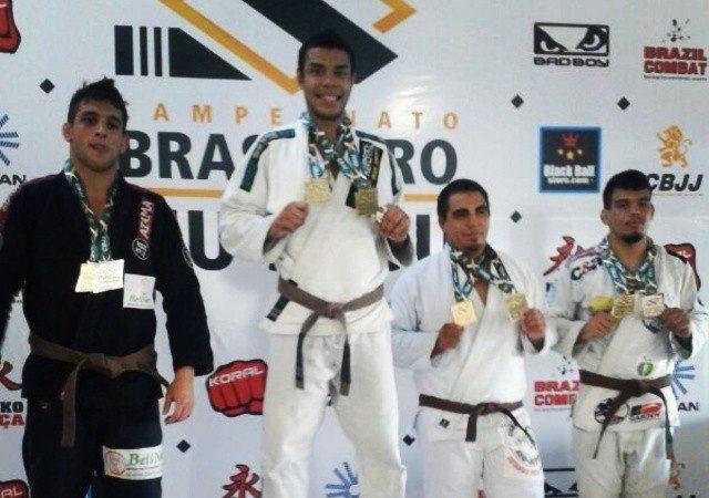 As lições do faixa-marrom campeão brasileiro absoluto de Jiu-Jitsu