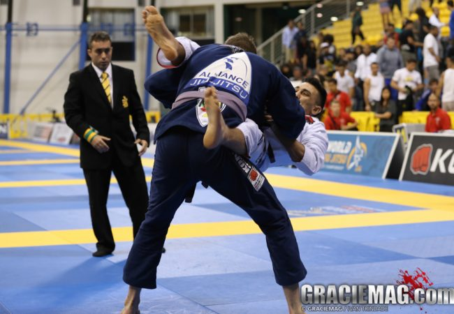 2014 Worlds: day 2 crowns absolute champions at blue belt and purple belt