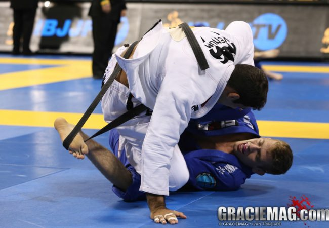 Celebrate Keenan's birthday and learn to pass the guard after a DLR sweep