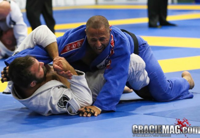 Walter Cascao overcomes spleen injury to compete and win in Vegas