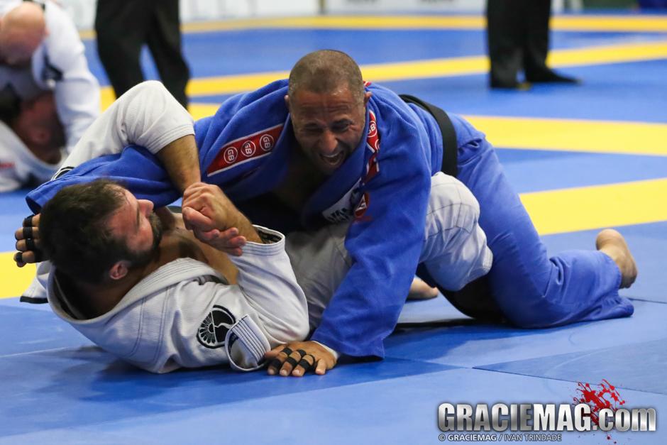 Walter Cascão vs Luciano Oliveira. Photo: Ivan Trindade