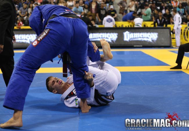 Copa Podio to punish use of lapel guard in upcoming event. Do you agree?