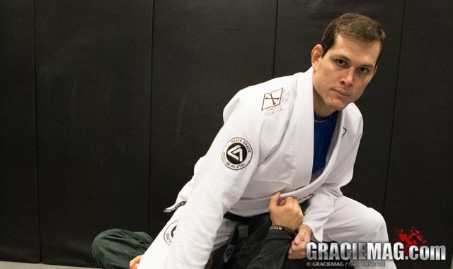 Jiu-Jitsu: Roger Gracie e o macete indefensável do estrangulamento beisebol
