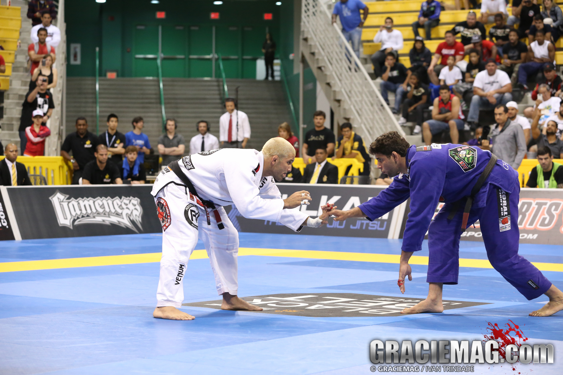 Rodolfo is now in the superheavy and Buchecha sticks to ultra-heavy