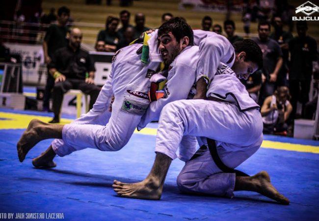 Lucas Lepri avalia erro contra Preguiça para chegar forte no Mundial de Jiu-Jitsu 2014