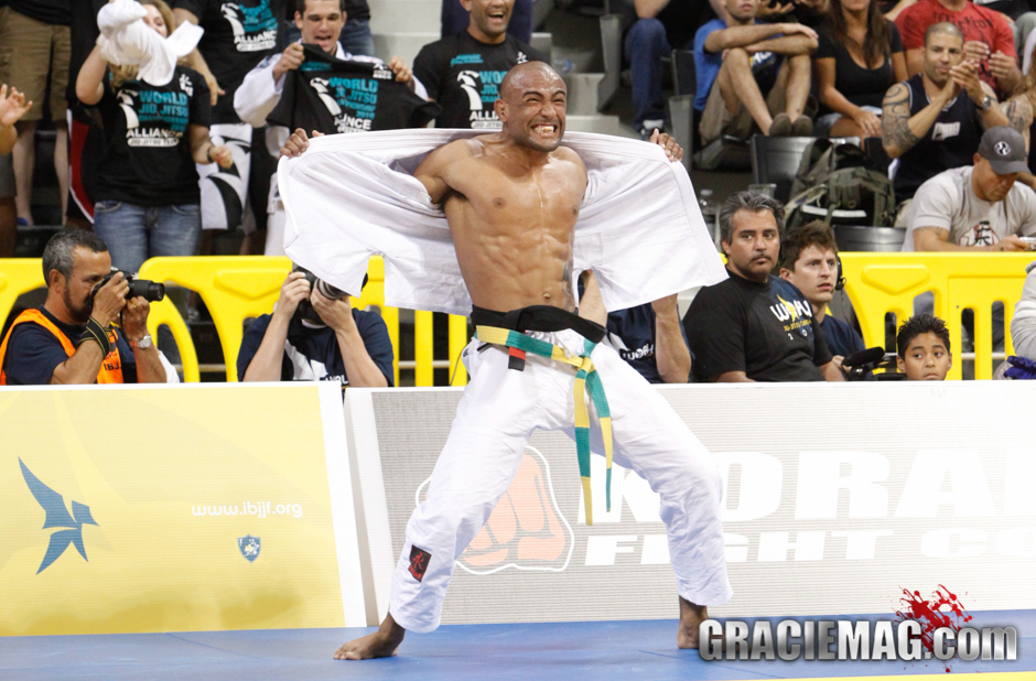 """This is my life! We put in 100% and want 200%."" – Sergio Moraes, in 2011. Photo by Ivan Trindade"