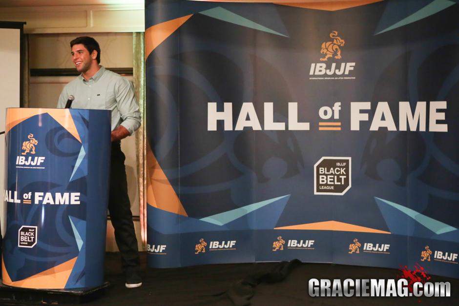 Marcus Buchecha, atual campeão mundial absoluto. Foto: Ivan Trindade/GRACIEMAG