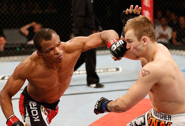 Massaranduba e a confiança para vencer em estreia internacional no UFC