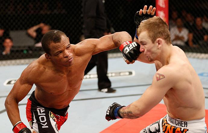 Massaranduba busca mais uma vitória na organização. Foto:  UFC/Divulgação