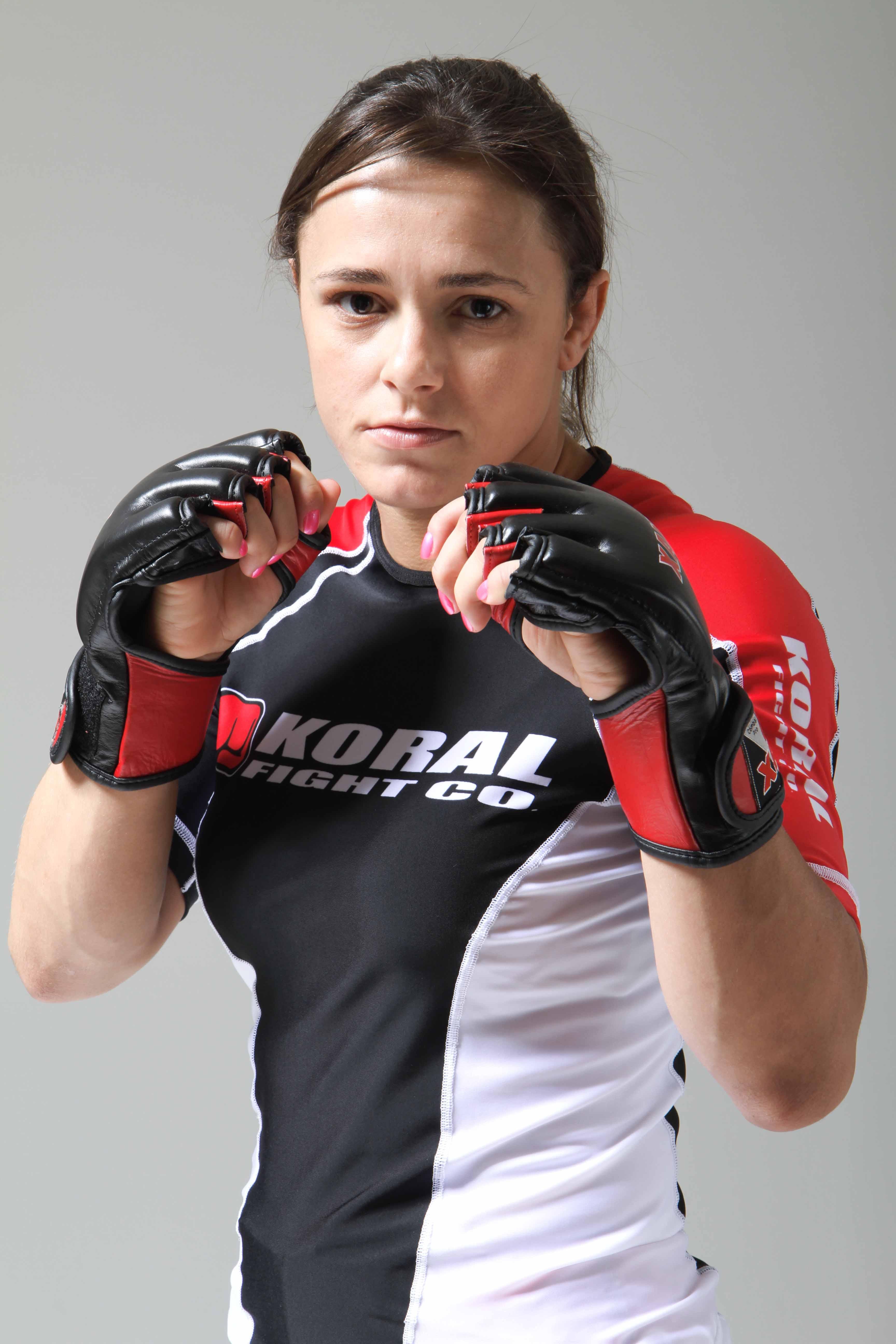Agora de luvas, Nicolini busca mesmo caminho de vitórias no MMA. Foto: Divulgação