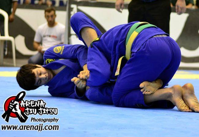 Floripa Open de Jiu-Jitsu: a luta insana entre Paulo Miyao e Victor Silvério
