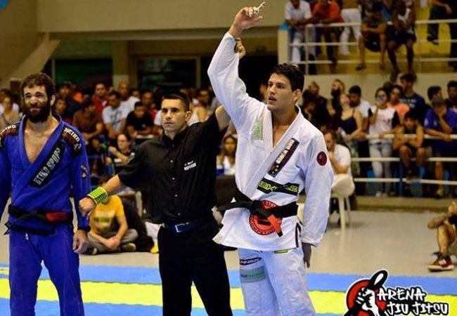 Brasileiro de Jiu-Jitsu: Xande se contunde e Felipe Preguiça é o campeão absoluto