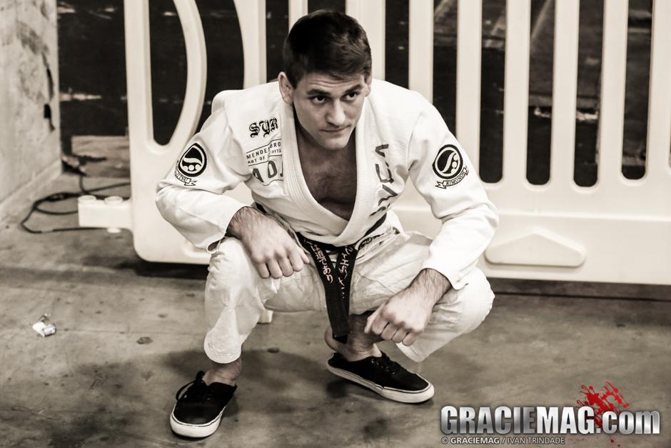 Rafael Mendes, um dos maiores vencedores do Jiu-Jitsu. Foto: GRACIEMAG