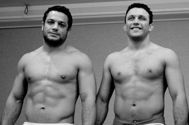 Jiu-Jitsu: O treininho quente dos irmãos Renzo e Ryan Gracie