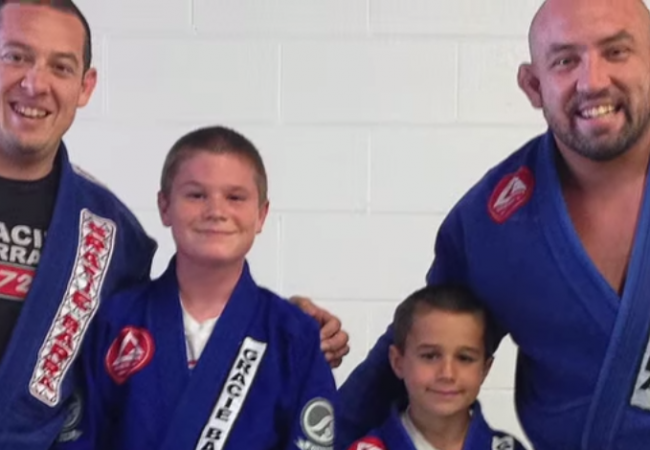 Autism Awareness: How Jiu-Jitsu gave one autistic man a chance to bond with his son