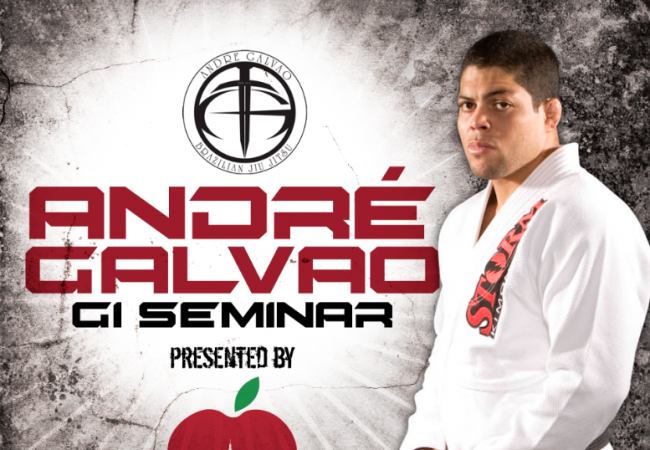 Compete at the 4th Big Apple BJJ Open and learn from Andre Galvao right after