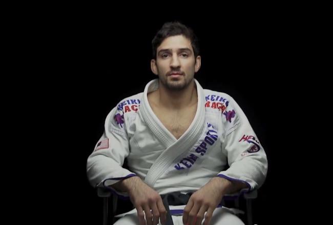 Video: Lucas Lepri on his journey to black belt & philosophies of the rank