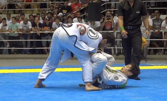 Video: See how Lucas Lepri deals with Paulo Miyao's open and closed guard
