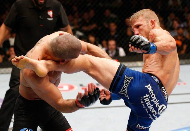 Aprenda as técnicas do carrasco de Renan Barão no UFC