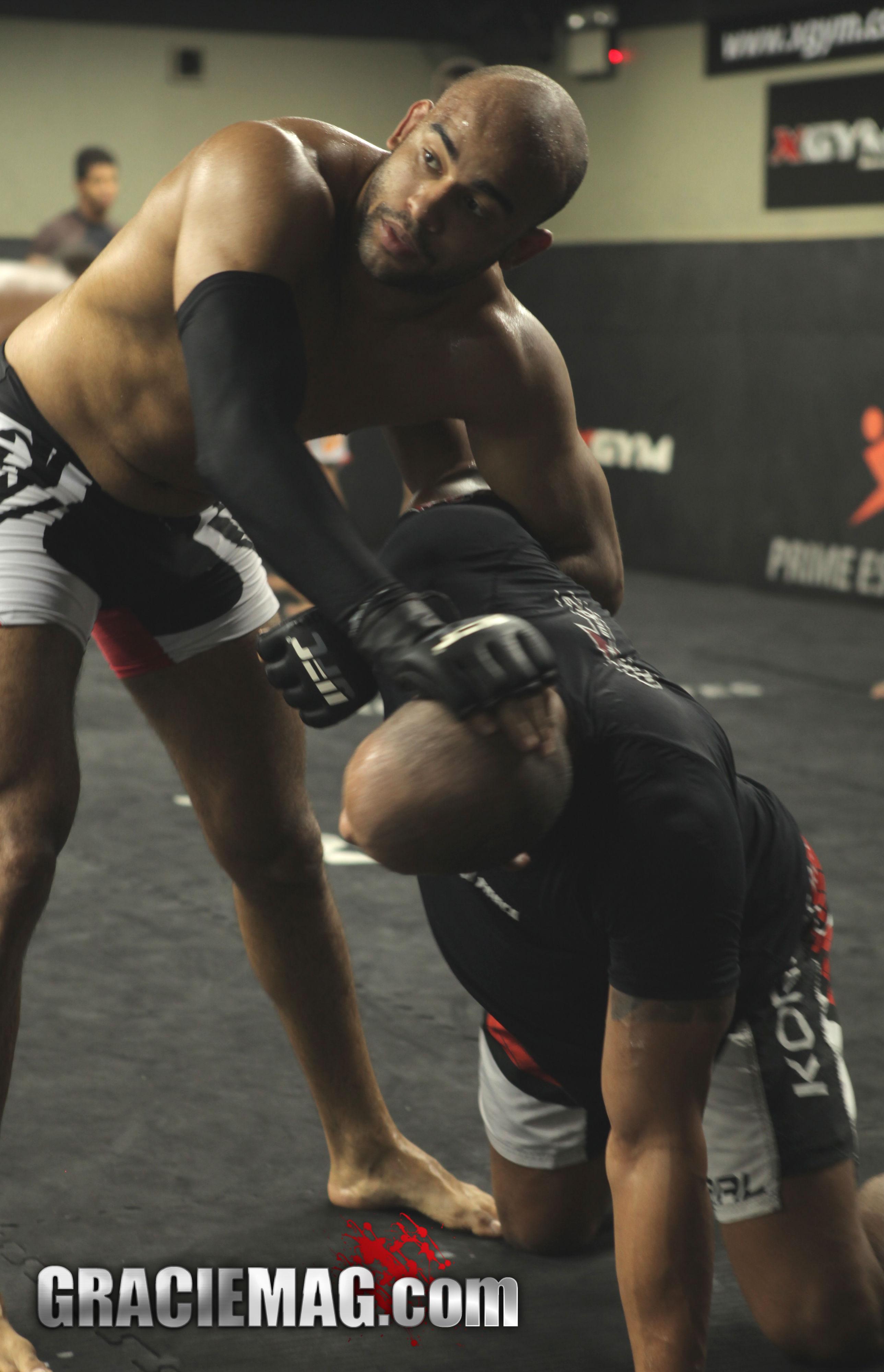 Warlley Alves treina na XGym Foto Miguel Mello