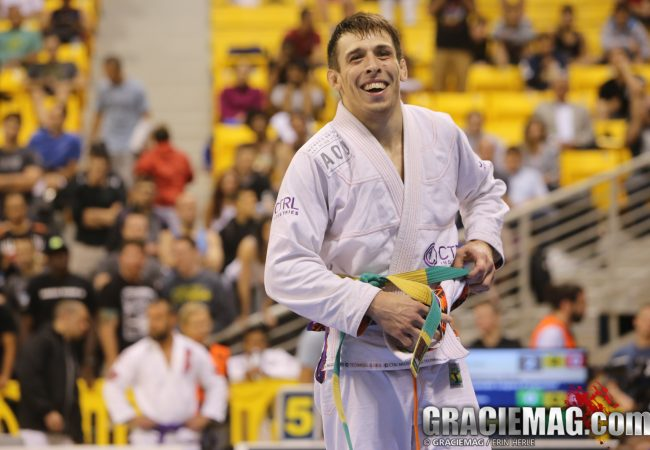 Worlds 2014: Third place man no more, Rick Slomba earns his world title